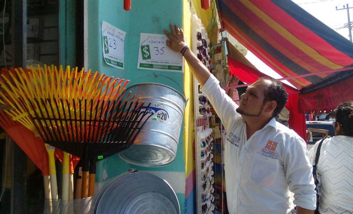 Invita profeco a empresas de tehuantepec a mostrar y mantener los precios de materiales de - Empresas de materiales de construccion ...