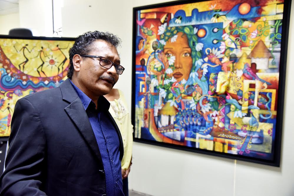 Exposición pictórica El color de los sueños 08